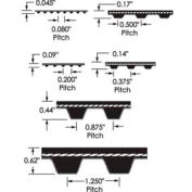 ContiTech Positive Drive Synchronous Belt, 210xl037