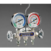 Ammonia Manifold & Gauges