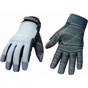 General Utility Gloves- General Utility Plus - Mesh - Dbl. Extra Large