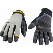 General Utility Gloves - General Utility Plus lined w/ KEVLAR® - Large
