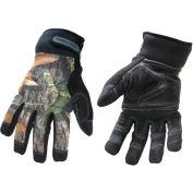 Camo Gloves -  WaterProof Winter Plus - Large