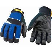 Waterproof Work Glove -WaterProof Winter w/ KEVLAR® - Small