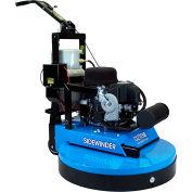 """Aztec Sidewinder Floor Stripping Machine, 24"""" Cleaning Path 18 HP"""