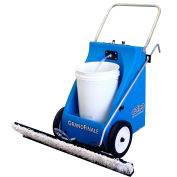 """Aztec Grand Finale Floor Solution Applicator For Chemicals, Finishes & Waxes, 36"""" Cleaning Path"""