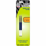 Zebra Refill for F-Series Pen - Blue Ink - 2 Pack