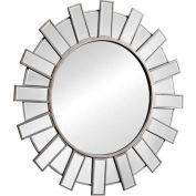 "Zuo Modern Inca Mirror Clear - 42""W x 1""D x 42""H"