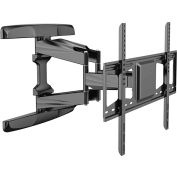 "Loctek TV Wall Mount Bracket, Articulating, for 42""-70"" Monitors Up to 99-lbs."