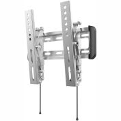 """Loctek Outdoor Stainless Steel Tilt TV Wall Mount Bracket for Most 10""""-42"""" LCD/LED/Plasma TVs"""