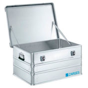 """Zarges K-470 Aluminum Shipping and Storage Case 40565 - 31-1/2""""L x 23-5/8""""W x 16-1/8""""H Silver"""