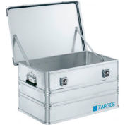 """Zarges K-470 Aluminum Shipping and Storage Case 40841 - 29-1/8""""L x 20-1/8""""W x 16-1/8""""H Silver"""