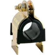 "3/8"" Pipe Zinc Plated Anti-Vibration Cush-A-Clamp - Pkg Qty 25"
