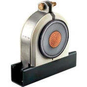 """2-3/8"""" Electro Galvanized Flame Retardant Tpe Porce-A-Clamp - Pkg Qty 5"""