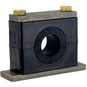 """1-1/2"""" Tube Assembly Polypropylene EPDM or TPE Heavy Rubber Insert Grommet"""