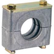 "3/8"" Beta Standard Series 3/8 In Pipe Rail Mount Aluminum"