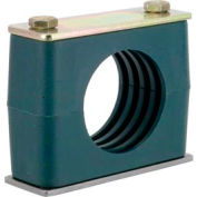 "1/2"" P General Clamp Assembly for Tube Pipe Hydraulic Hose"