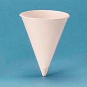 SOLO® Cone Water Cups, 4 Oz. Size, 200/Bag, 25 Bags/Carton