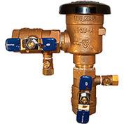 Zurn 1-720A 1 In. Pressure Vacuum Breaker - FNPT x FNPT - Cast Bronze