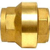 Zurn 12-40XL2 1/2 In. FNPT x FNPT Single Check Valve - 400 WOG - Lead-Free Brass