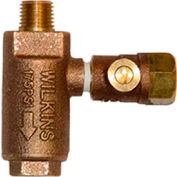 Zurn 14-ZWFR 1/4 In. Freeze Relief Valve - 175 PSI - Cast Bronze