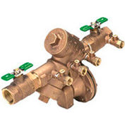 Zurn 2-975XL2 2 In. FNPT x FNPT Reduced Pressure Principle Assembly - 175 PSI -Lead-Free Cast Bronze