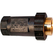 Zurn 34UFX34F-705 3/4 In. Union FNPT x FNPT Dual Check Valve - 175 PSI - Lead-Free