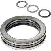 51210a - Single Direction Thrust Ball Bearing With Enhanced Limiting Speed - Min Qty 2