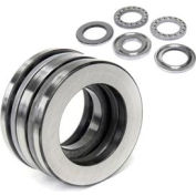 52210A - Double Direction Thrust Ball Bearing with Enhanced Limiting Speed