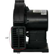 XPOWER Inflatable Blower, 1 Speed, 1/8 HP, 120 CFM