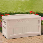 "Suncast DB7500 Deck Box 73 Gallon, 46""L x 23-5/8""W x 25-1/2""H"