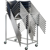 NPS Dolly for 8700B and 8800B Series Barstools - 24 Chair Capacity