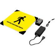"Ergomat ERGO-IWS-24-D Pedestrian Detection 24"" LED Sign Combo"