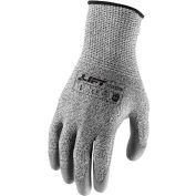 Lift Safety Cut Resistant Staryarn Polyurethane Latex Glove, L, 1-pair, GSP-19YL