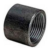 BMI Canada 11110007 Non-Recessed Half Coupling 150# Black Steel - 3/4 In.