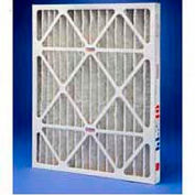 "Purolator® 5267502053 Hi-E® 40 Pleated Filter 16""W x 25""H x 4""D - Pkg Qty 6"