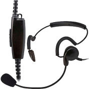 RCA HS12-X03 Office and Retail Two-Way Radio Headset