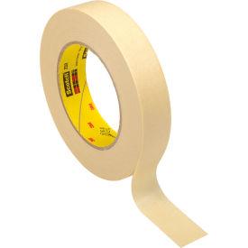 "3M™ High 232 Performance Masking Tape 0.94""W x 60.15 Yards - Natural - Pkg Qty 36"
