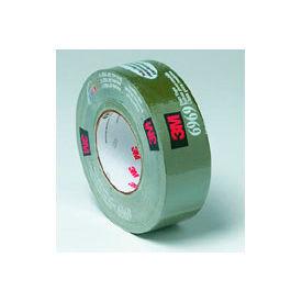 3m™ Duct Tape 6969 Olive, 48 Mm X 54.8 M 10.7 Mil - Pkg Qty 24