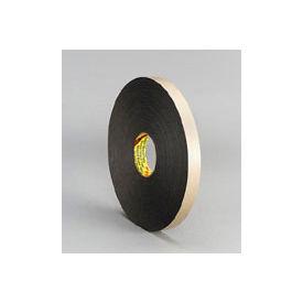 3m™ Double Coated Polyethylene Foam Tape 4496 Black - Pkg Qty 9