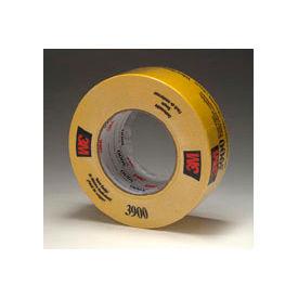 3m™ Duct Tape 3900 Yellow, 48 Mm X 54.8 M 7.7 Mil - Pkg Qty 24