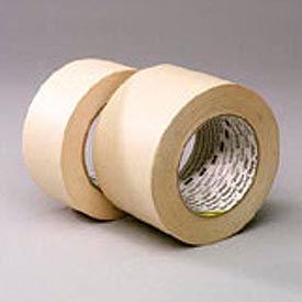 3M Paper Tape 200 48mm x 55m 5.5 Mil Natural - Pkg Qty 24