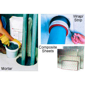 3M Fire Barrier Mortar (44-Pound Bag), 98040056073 by