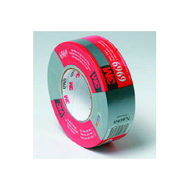 3m™ Duct Tape 6969 Silver, 48 Mm X 54.8 M 10.7 Mil