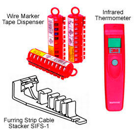 3M™ Wire Identification Products & Infrared Thermometer