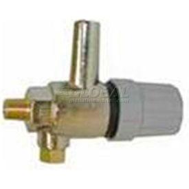 "Radiator valve body - 1/8"" for 1-pipe steam"