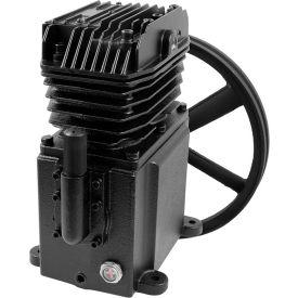 air pressors accessories air pressor pumps motors  powermate 040 0354rp single stage pressor pump inline twin cylinder 3 7