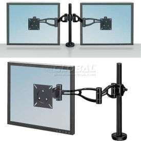 Fellowes® Desk Mount Monitor Arms