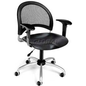 OFM - Moon & Stars Swivel Stool - Plastic Seat