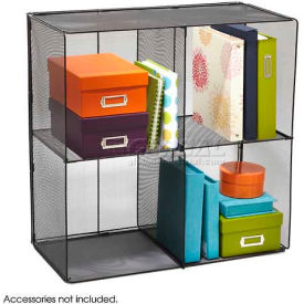 Safco® - Onyx  Mesh Cubes