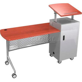 Balt® - Lectern & Desk Combination