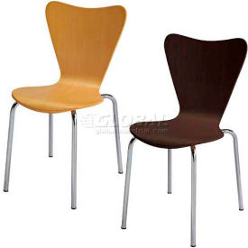 KFI - Wood Cafe Stack Chairs